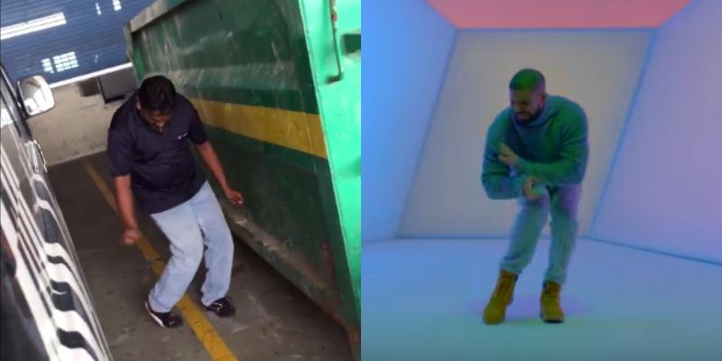 Munis Drake Dancing