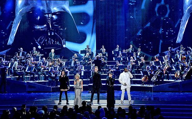 Pentatonix Star Wars