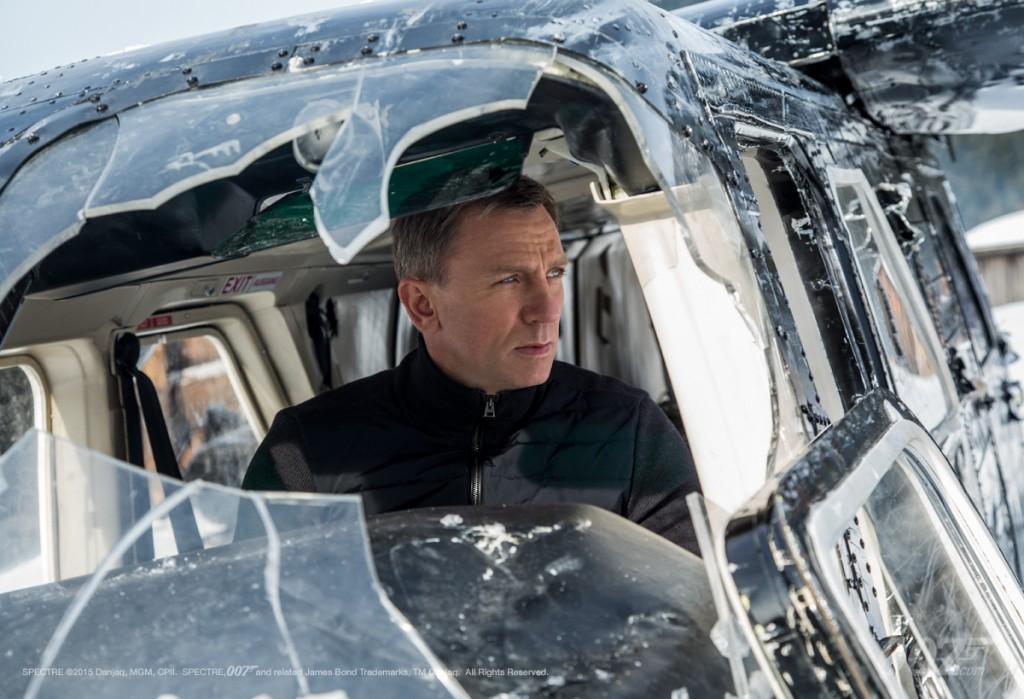 SPECTRE Daniel Craig 2015