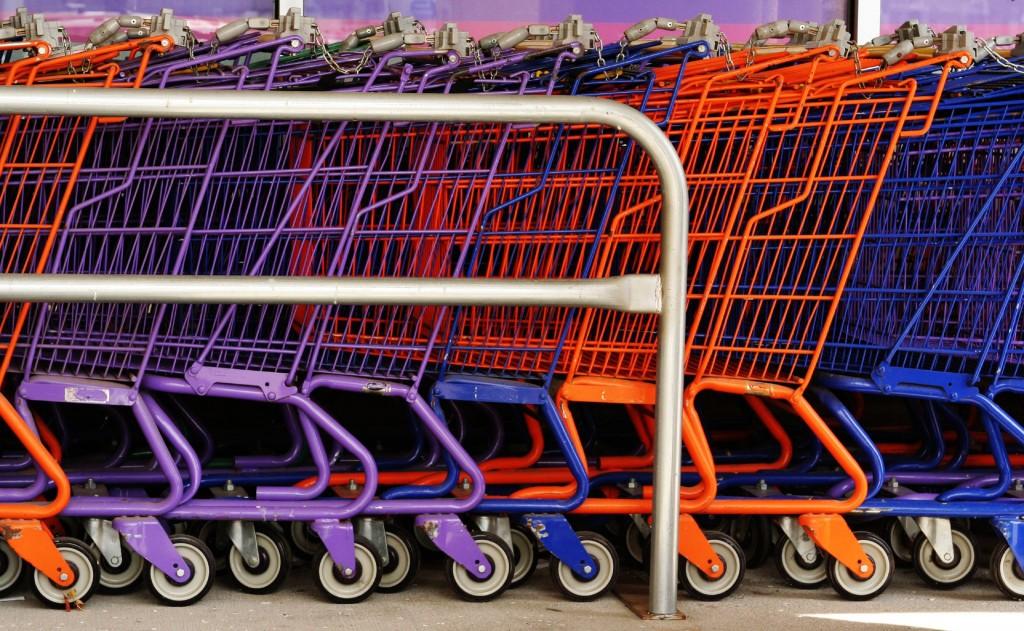 Supermarket Trolley Malaysia