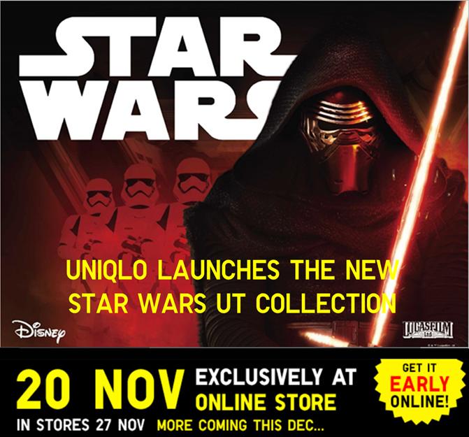 Uniqlo Star Wars