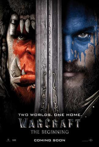Warcraft Postr