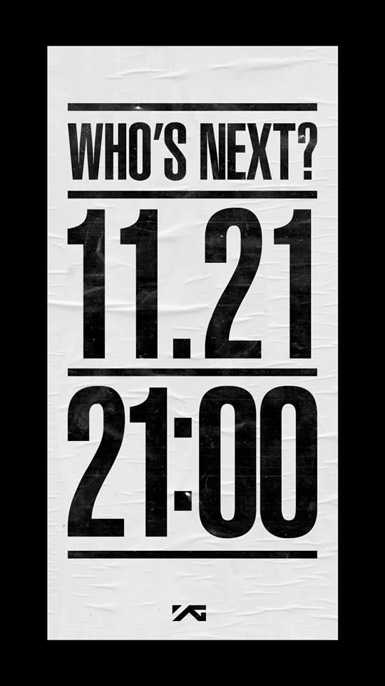 Who's Next 2NE1