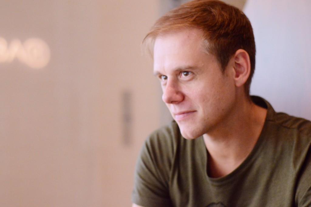 Armin van Buuren 2015 Interview