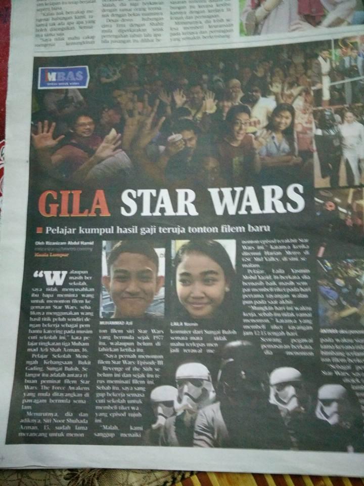 Gila Star Wars