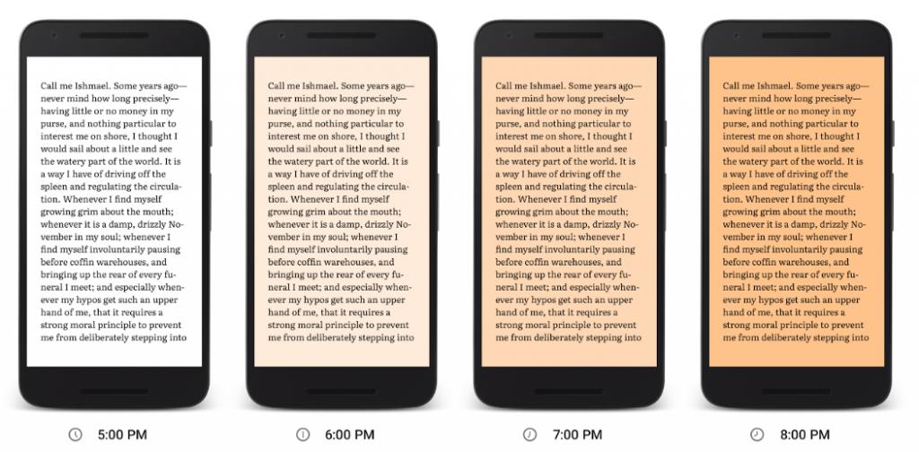 Google Play Books Reading