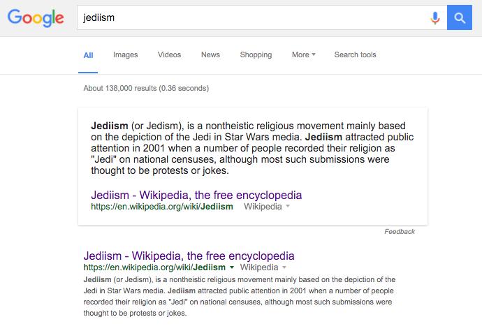 Jediism