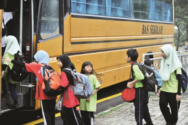 School Bus Malaysia