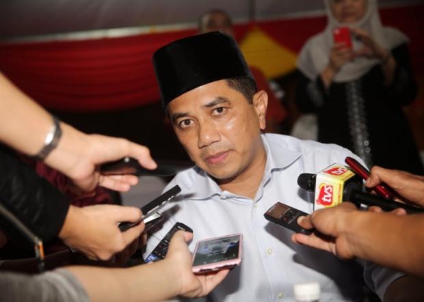 Selangor Mentri Besar Azmin Ali that Azmin