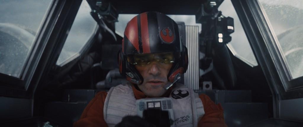 Star Wars The Force Awakens - Poe Dameron