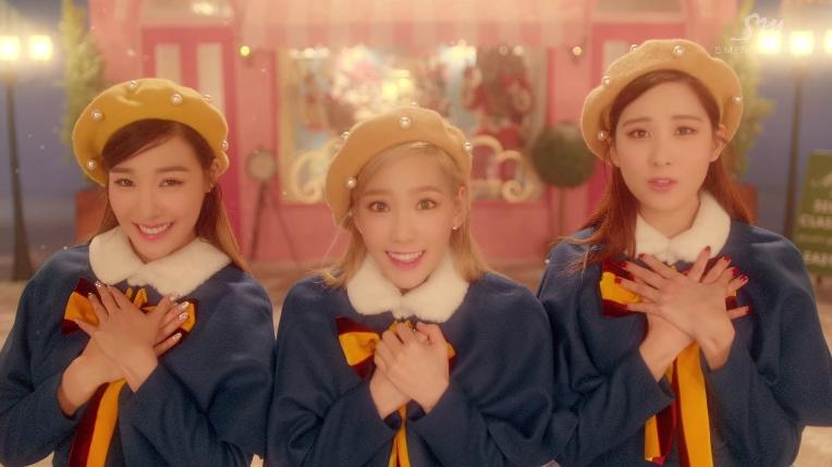 TaeTiSeo Dear Santa MV