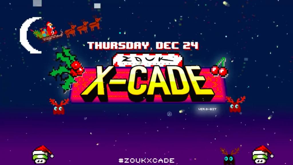 Zouk KL Christmas Eve 2015