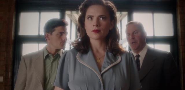 Agent Carter Season 2 Clip