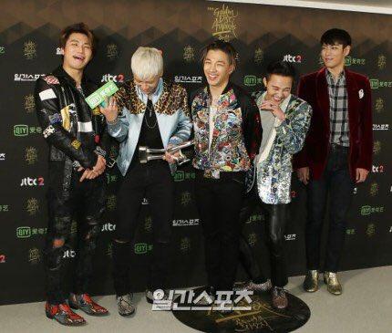BIGBANG GDA 2016