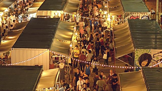 Container Market Thailand