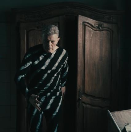 David Bowie on Lazarus