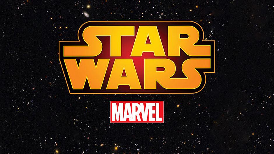 Disney Star Wars Marvel