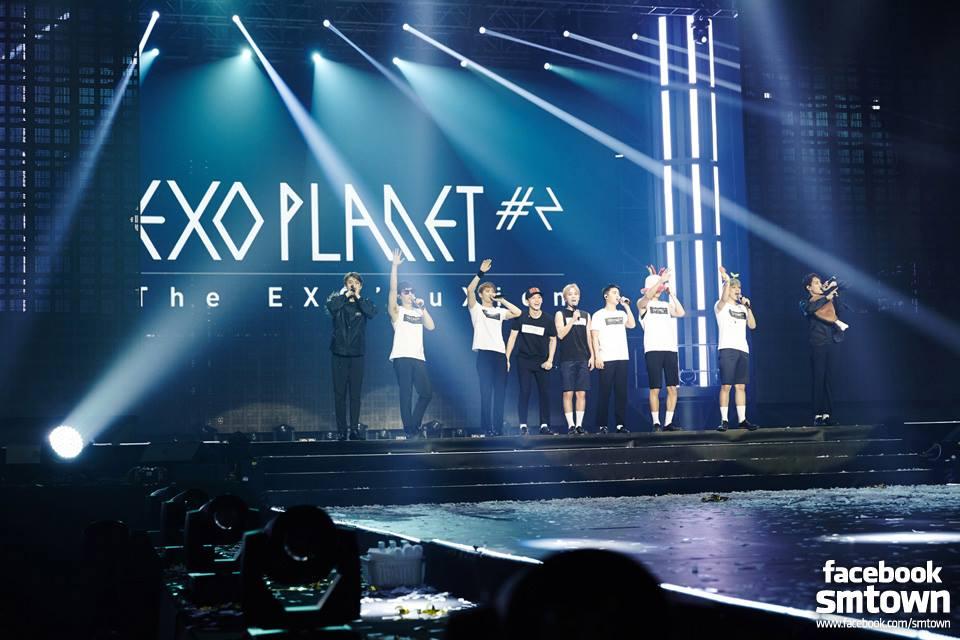 EXO'lu'Xion 2015