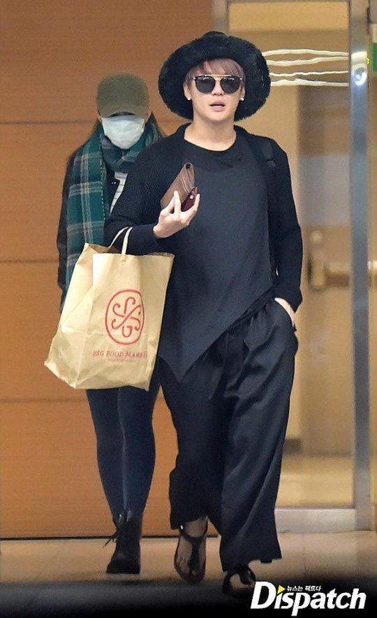 Hani and Junsu