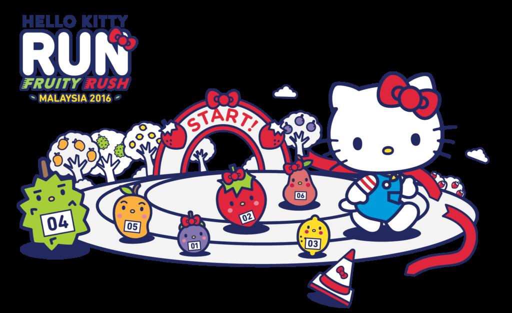 Hello Kitty Run Malaysia 2016