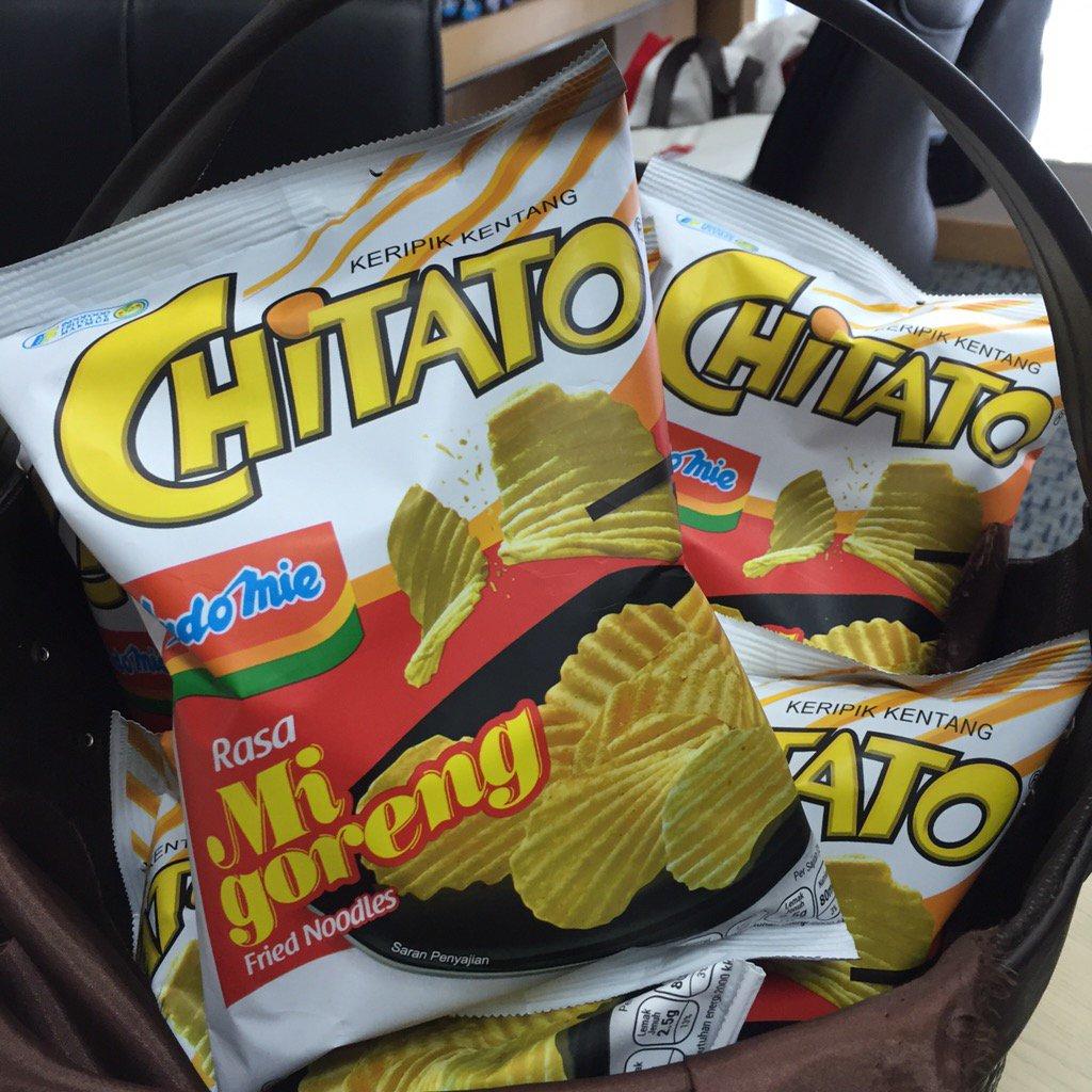 Keripik Kentang Pedas Lebro Daftar Harga Terlengkap Indonesia Source · Chitato Indofood To Launch Indomie Goreng