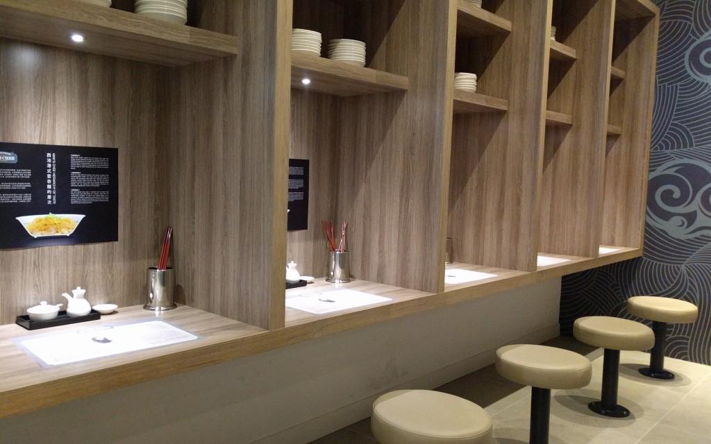 Mak's Chee 1 Utama Solo Dining Area