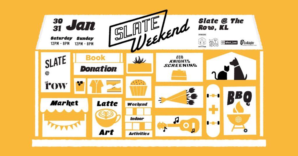 Slate Weekend