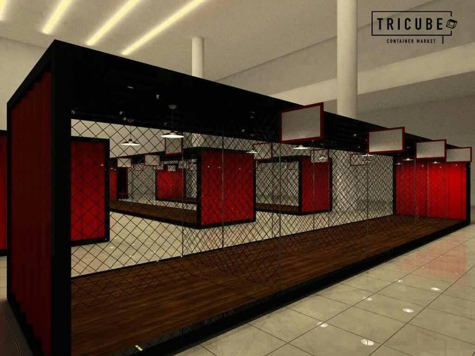 Tricube Container Market Sunway Nexis