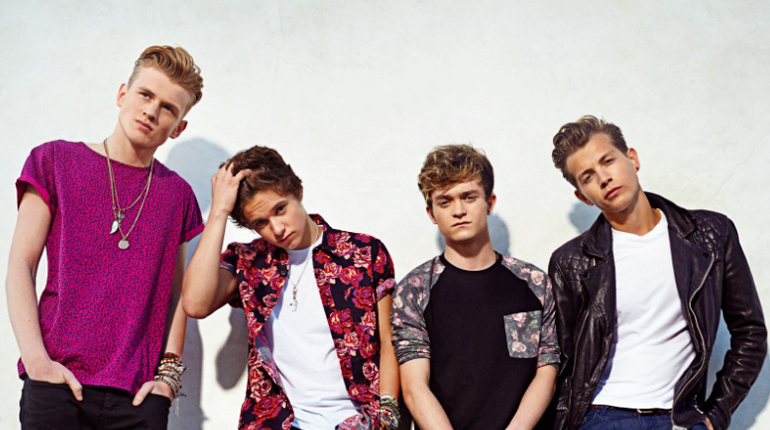 The Vamps Interview