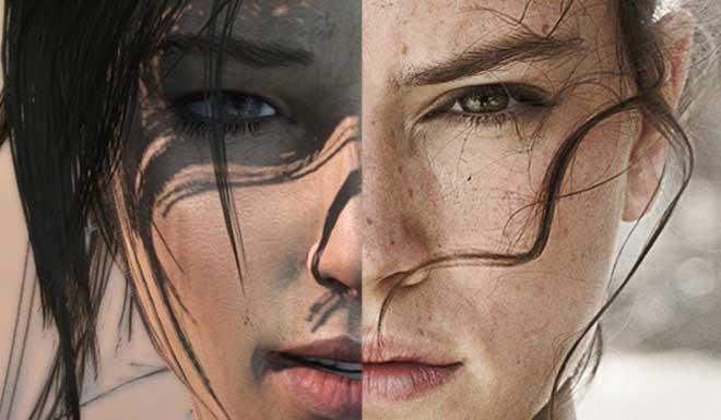 Daisy-Ridley-Lara-Croft