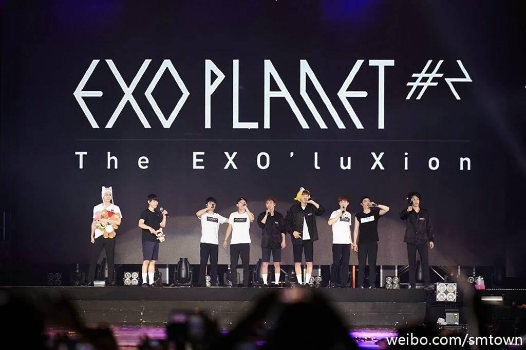 EXOluXion in Malaysia 4