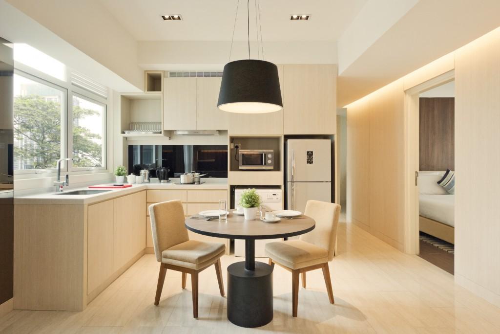 OSKL - 2-Bedroom Suite (Kitchenette)