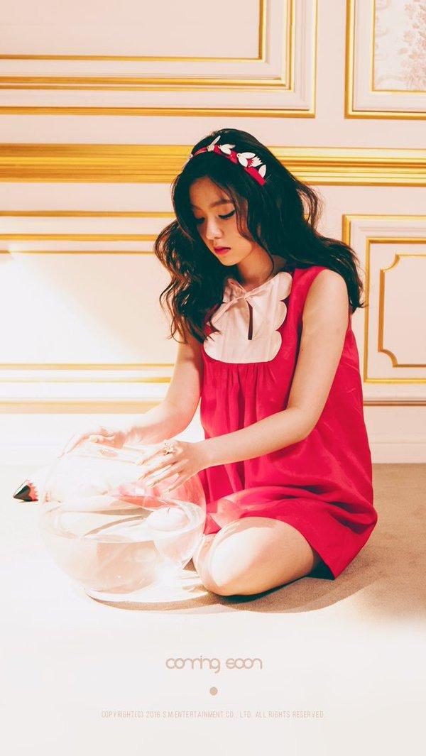 Red Velvet Ice Cream Cake Fashion