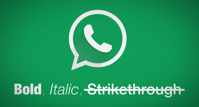 WhatsApp-bold-italic- WCCF Tech