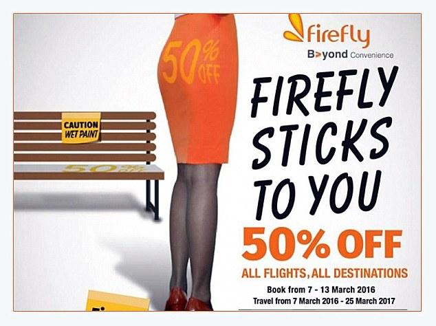 firefly butt ads