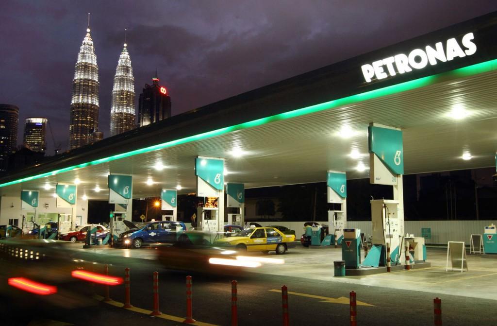 petronas 2