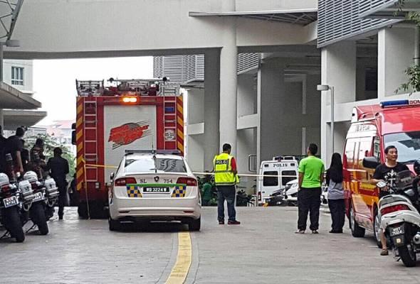 Damansara Perdana Bomb