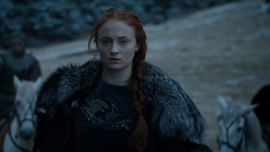 Game of Thrones Season 6 Trailer Sansa Stark