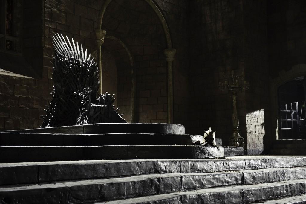 Iron Throne - Credit Helen Sloane HBO