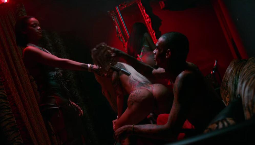 Rihanna Needed Me Music Video