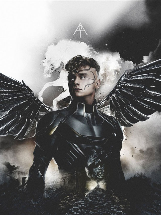 xmen angel