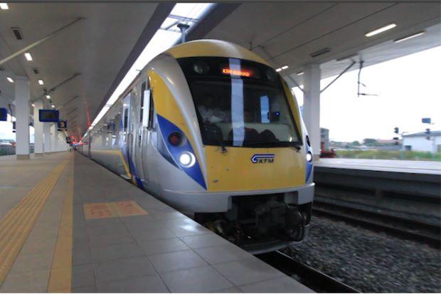 Ktm Intercity Counter Singapore