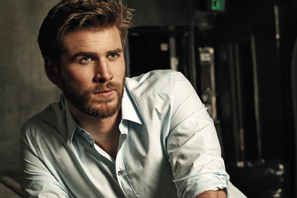 Liam Hemsworth American Way