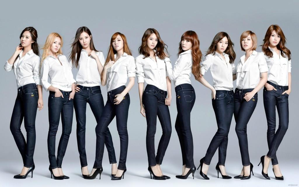 SNSD 9 Members