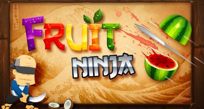 Source: FruitNinja.com