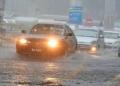 Flash flood in Jalan Pahang Barat (Source: The Star)