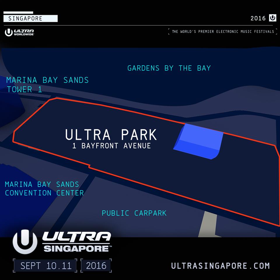 Ultra Singapore Ultra Park