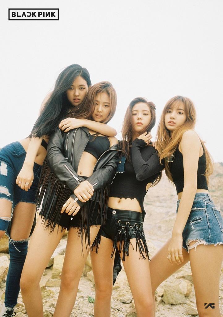 YG BLACKPINK Girl Group Debut