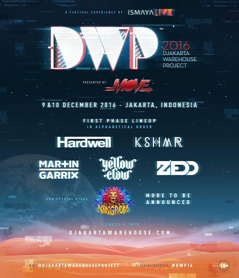 DWP 2016 Phase 1