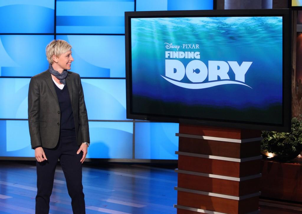 Source: The Ellen DeGeneres Show